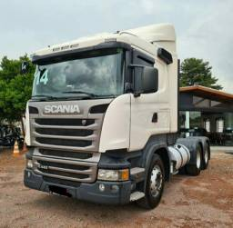 Vendo scania 440 ano 2014 Trucado 6x2