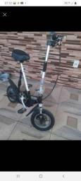 Bicicleta zeta eletrica