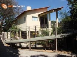 Casa à venda com 3 dormitórios em Bandeirantes (pampulha), Belo horizonte cod:496005