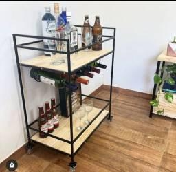 Bar estilo Industrial