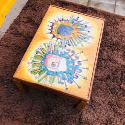 Mesa de centro usada