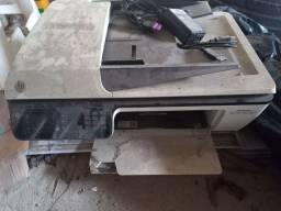 Impressora HP no estado