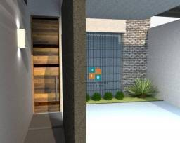 Casa com 3 dormitórios à venda, 108 m² por R$ 350.000,00 - Iporanga II - Sete Lagoas/MG