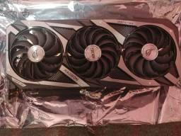 Asus Radeon RX 6700 XT Rog Strix = Nova & Mais Fria  !!! Concorrente Peso Asus RTX 3070