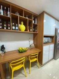 Apartamento semi mobiliado à venda no Ed. Arboretto Torre 1