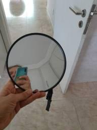 Espelho retrovisor para o bebê