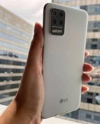 LG K62+  128 GB (troco em notebook)