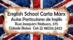 Aulas de inglês online ou presenciais