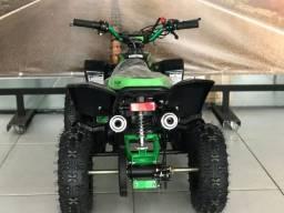Quadriciclo Ligeirinho 49 cc Verde