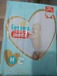 Fralda Pampers tamanho M