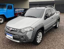 Fiat Strada Adventure 2015 Dupla