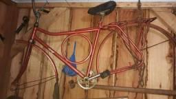 Título do anúncio: bicicleta monark barra forte ano 80