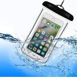 Capa A Prova De Água para Celular e Objeto