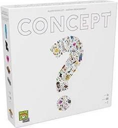 Título do anúncio: Concept Bord Game