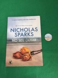 Livro - No Seu Olhar - Nicholas Sparks