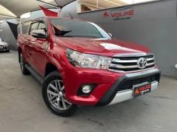 Toyota Hilux 2.7 SRV 4X2 CD 16v Flex 4P Aut. 4p - 16/17