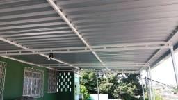 Título do anúncio: Coberturas em telhas galvanizadas.