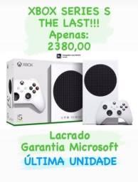 Título do anúncio: Xbox series S lacrado