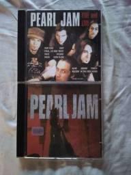 CDs Pearl Jam usados