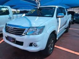 TOYOTA/HILUX SRV FLEXPOWER 4x4 AUTOMÁTICO 2014