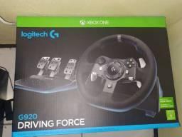Vendo volante g920 Logitech