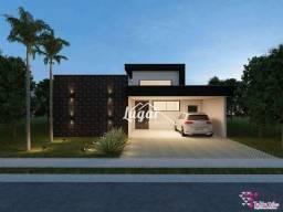 Título do anúncio: Casa com 3 dormitórios à venda por R$ 680.000,00 - Canaã - Marília/SP