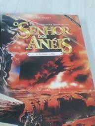 Título do anúncio: Trilogia O Senhor dos Anéis