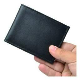 Porta Cartão, Carteira Masculina Slim