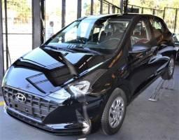 Hyundai Hb20 2020/2021 Senses Preto