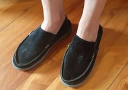 Mocassim Crocs Original tamanho 39