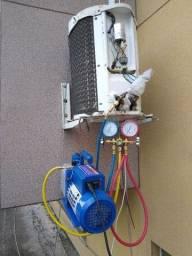 Título do anúncio: Instalação de ar condicionados