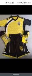 Uniforme Escola Futebol Arena Prado - Tamanho 8