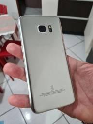 Título do anúncio: Samsung s7 edge impecável