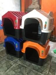 Casinha de Cachorro tamanho 3 Porte Médio - Várias Cores