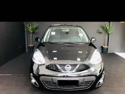 Nissan March 1.6 CVT Automatico, Aceito Veiculo de Menor Valor