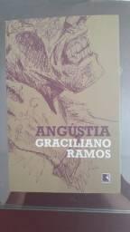 Livro Usado Angústia de Graciliano Ramos