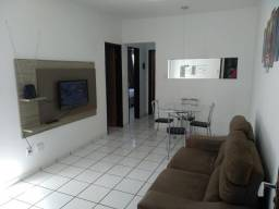 Apartamento com 2 dormitórios para alugar, 54 m² por R$ 1.300,00/mês - Cohama - São Luís/M