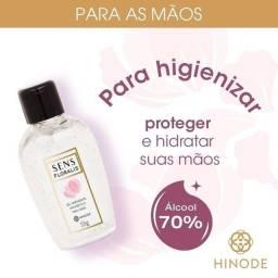 Título do anúncio: Gel Higienizante Antisseptico Naturals Sens 55g