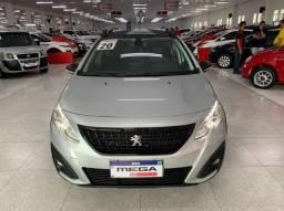 Peugeot 2008 1.6 Griffe EAT6 Automatica 2020 Carro Impecável + Teto Panorâmico