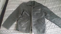 Jaqueta de couro original masculina