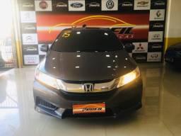 Honda City LX 2015 Flex+GNV (Aprovo sem Burocracia e Por Telefone)
