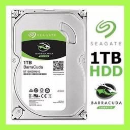 HD Seagate BarraCuda, 1TB, 3.5´, SATA