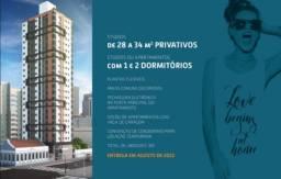 DP* - Apartamento no centro - Aceita financiamento