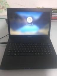 Notebook i3-3110M Positivo