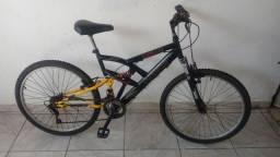2 Bicicletas por 600 reais Aro 24 e 26