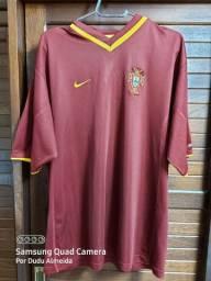 Camisa de Portugal GG original Nike