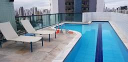 Título do anúncio: BIM Vende em Casa Forte, 106m², 03 Quartos, 02 Suítes - Excelente Localização, Lazer Compl