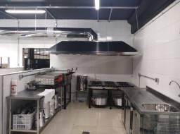 Coifas para cozinhas industriais sob incomenda