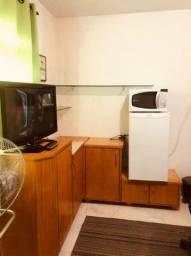 Quarto Solteiro e Casal -Jardim das Américas / com TV e Frigobar