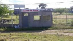 Alugue área